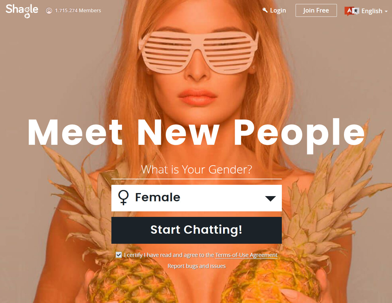 Video Chat with Friends for free