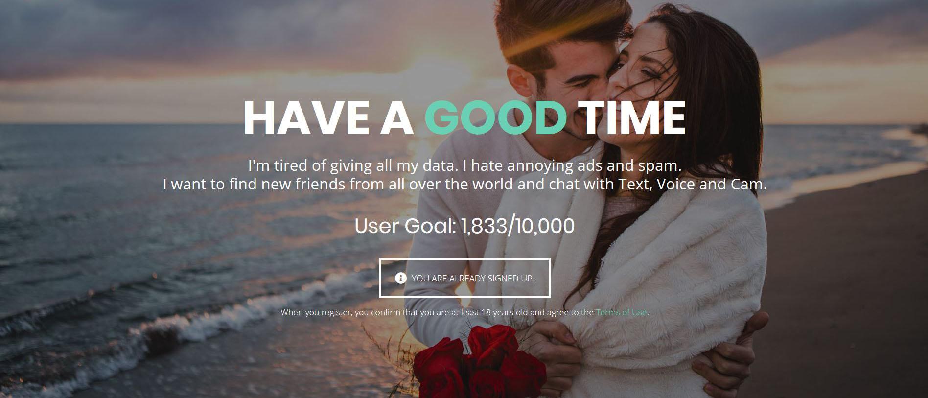 International dating site elite