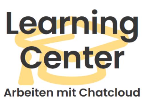 NEU! Learning Center – Wie funktioniert Chatcloud im Unternehmen?